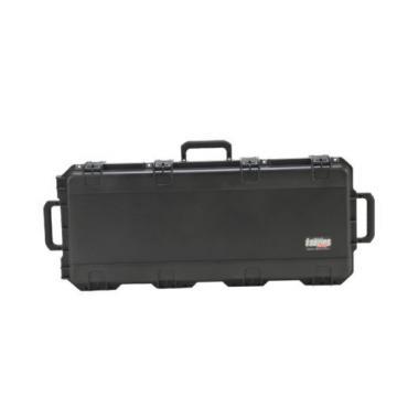 SKB Black Parallel Limb Bow case 3i-3614-PL & 2 TSA Locking Latches with keys
