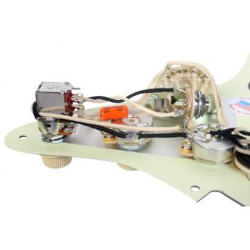 Seymour Duncan SSL-1 Loaded Strat Pickguard Strat MG/AW