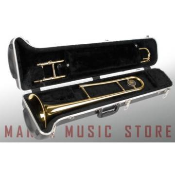 """SKB Cases 1SKB-360 Hard Case For Straight Tenor 8"""" Bell Trombones 1SKB360 New"""