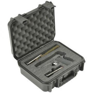SKB iSeries Pistol Case Customizable Foam Large