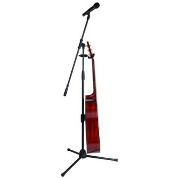 On Stage GS7800 U-Mount Mic Stand Guitar Hanger