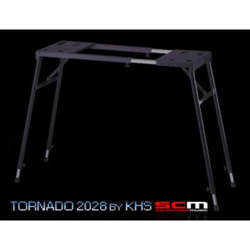 TORNADO STAGE PIANO STAND TABLE TOP STYLE ADJUSTABLE SUIT 61-88 NOTE KEYBOARDS