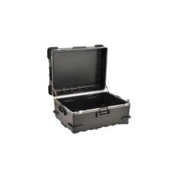 "Black SKB Case 3SKB-3426MR No foam. 34.00"" x 26.00"" x 18.75"""