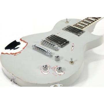 ESP TRUCKSTER Metallica James Hetfield Signature Aged Primer Grey/456
