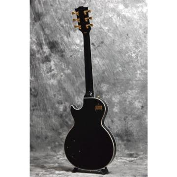 Used Gibson Custom Shop / Custom Collection Les Paul Custom Gloss Richlite Finge