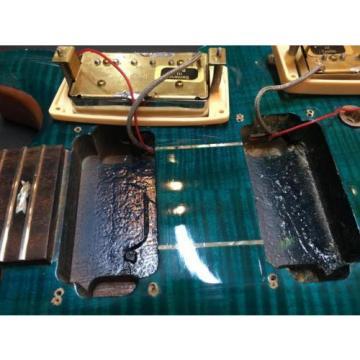 Gibson LES PAUL STANDARD DC breaks Used  w/ Hard case