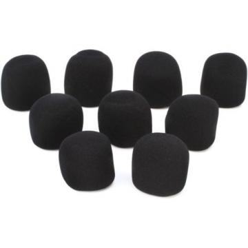 On-Stage Stands ASWS58B9 Windscreen 9-pack - Black