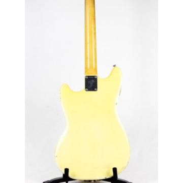1966 Vintage Fender Mustang electric guitar