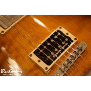 Gibson 2002 50s Les Paul Standard Honey Burst Electric guitar from japan