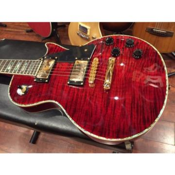 Wolf WLP 750T 2017 Wine Red Electric Guitar