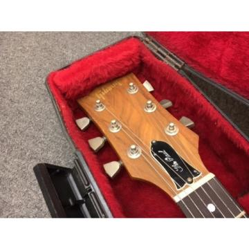Gibson 1979 The Paul Natural Satin, Walnut Body & Neck, Les Paul type, m1177