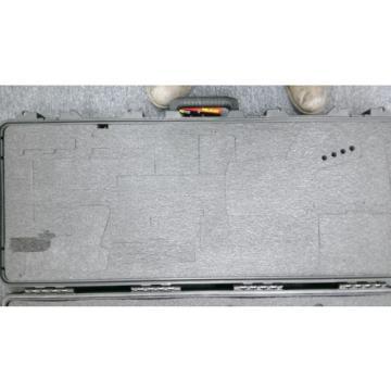 Black Pelican iM3100 Gun Case With custom Foam. 472-PWC-M4