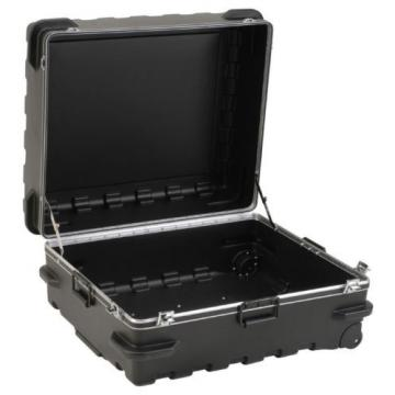 SKB Cases 3SKB-3025MR Pull-Handle Case Without Foam With Wheels 3SKB3025Mr New