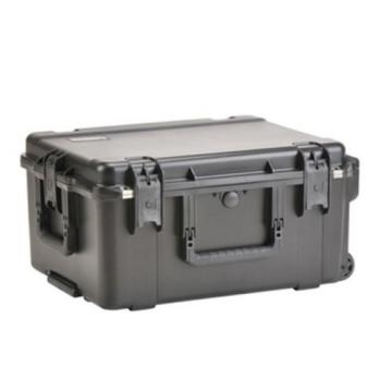 SKB Cases 3i-2217-10B-C. With foam Black.  Comes with Pelican TSA- 1610 Lock.