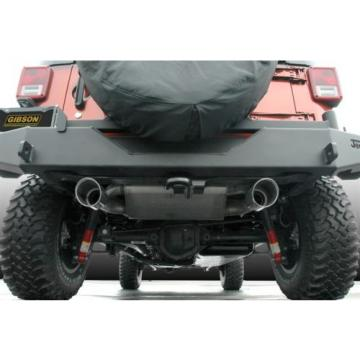 Gibson Performance 17303 Cat Back Dual Split Rear Exhaust System