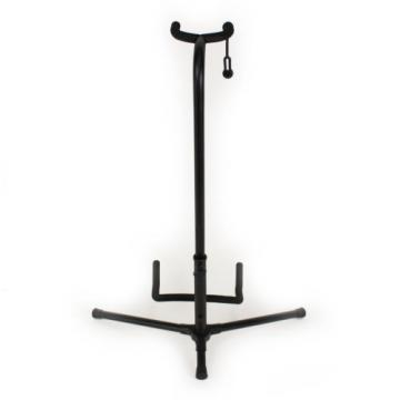Brand New On Stage XCG-4 Guitar Stand Electric & Acoustic Nitro Lacquer Safe