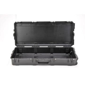 BLACK. SKB Cases LARGE 3i-4217-7B-E  NO foam