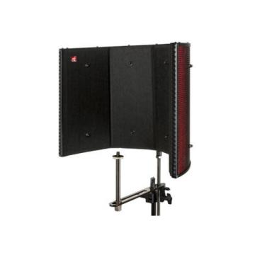 New sE Electronics Reflexion Filter Pro Anniversary Edition Red Stand Mounted