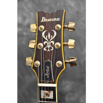 "Ibanez AR-300 Artist ""MIJ"", 1983, VG. condition Japanese vintage guitar w/GB"