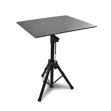 """Pyle Pro PLPTS3 Adjustable Tripod Laptop Projector Stand, 28"""" To 41"""""""