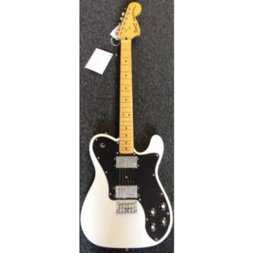 Squier Vintage Modified Deluxe Telecaster Olympic White