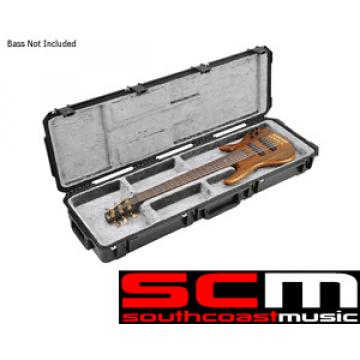 RRP$569 SKB SKB5014/OP WATERPROOF INJECTION MOLDED ATA BASS CASE WITH WHEELS