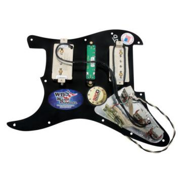 920D Custom Floyd Rose Cut Loaded Pickguard Strat SHPR-1n / SVR-1n / SHPR-1b