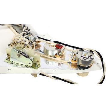 920D Custom Loaded Strat Stratocaster Pickguard Fender Custom Shop '69 WH/AW