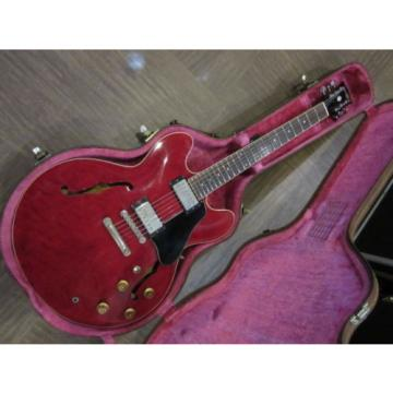 Orville by Gibson ES-335, hollow body type electric guitar, MIJ, m1252