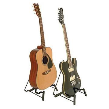 NEW On Stage GS7655 Folding A Frame Guitar Stand FREE SHIPPING