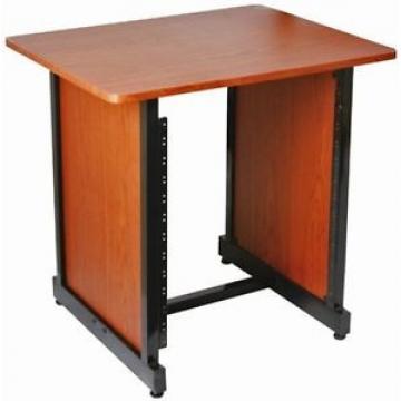 "On-Stage Stands Rack Cabinet, Rosewood/Black WSR7500RB Racks 30.8"" x 30"" x 23.8"""