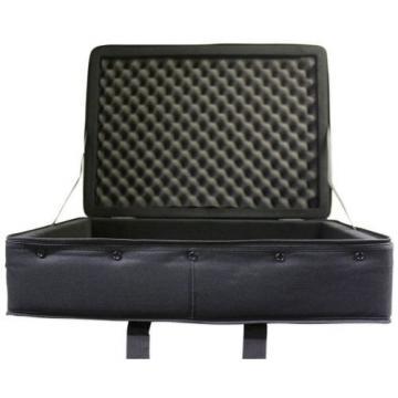 SKB 1SKB-PS-8-PRO 8-Port Powered Pedal Board Guitar PedalBoard + Hard Case