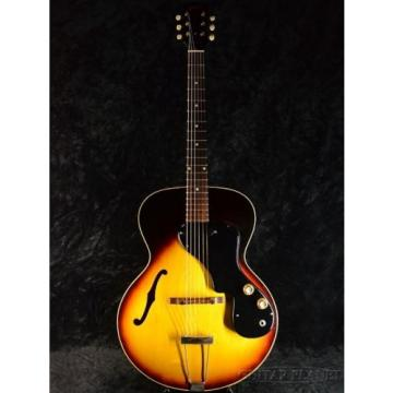 Gibson 1963 ES-120T Sunburst Used  w/ Hard case