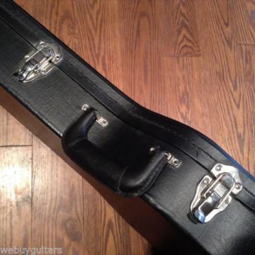 Gibson Les Paul Hard Shell Guitar Case For Standard Custom Studio Pro Junior Jr.