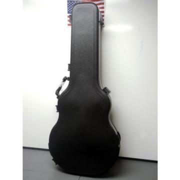 SKB 1SKB35 Thin Body Semi-Hollow ABS Molded TSA Guitar Case NICE