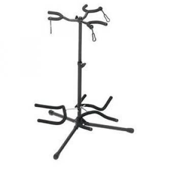 On-Stage GS7352B-TRI Triple Guitar Stand