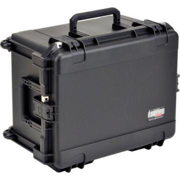 """SKB 3i-2222-12B-C Watertight Case 12"""" Deep with Wheels and Pull Handle"""