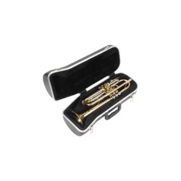 SKB MOLDED CONTOURED HARDSHELL HARD TRUMPET CASE for Yamaha, Bach, Getzen