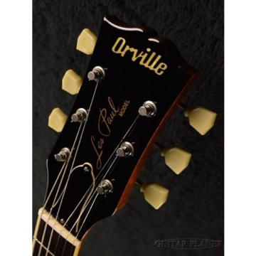 Orville Les Paul Standard LPS-80F Vintage Sunburst 1997, MIJ, f0376