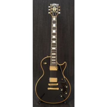Gibson Les Paul Custom, Electric guitar, w/ hard case, a1036