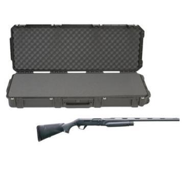 "SKB Waterproof Plastic 42.5"" Gun Case Benelli Super Black Eagle Auto Shotgun"