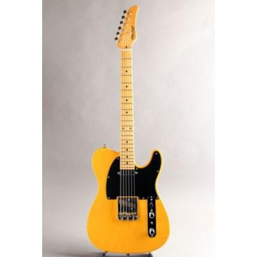 Mike Lull TX Guitar Butter Scotch Blonde 2012 Used Guitar Free Shipping #g287