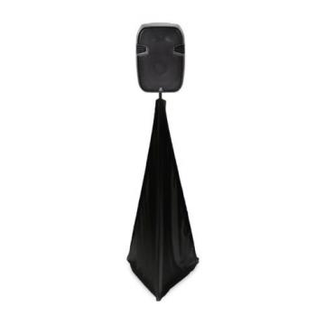 DJ Speaker / Light Stand Scrim, Universal Compatibility & Mountable, for Tripod