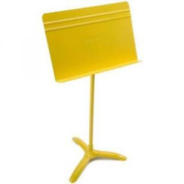 Manhasset Sheet Music Stand Model 4801YEL Aluminum Yellow