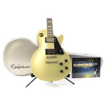 2012 Epiphone Ltd. Ed. Tommy Thayer Spaceman Les Paul Standard Guitar w/ OHSC