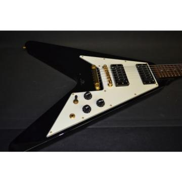 Orville by Gibson FV-80G MOD, Flying V type, Electric guitar, MIJ, m1153