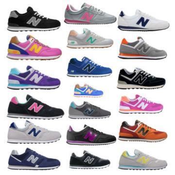 New Balance 574 Classics SNEAKER 35 - 51 Schuhe Damen Herren NEU Sport Freizeit