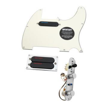 920D Fender Tele Plus Jonny Greenwood Style Loaded Pickguard Lace Blue & Red/Red