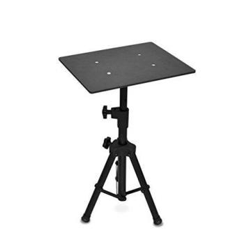 Pyle Pro DJ Adjustable Tripod Laptop Stand, 16-28 Inch, (PLPTS2)