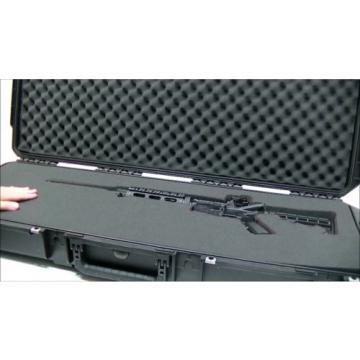 "SKB Waterproof Plastic Molded 42.5"" Gun Case Mossberg 590 Pump Action Shotgun"